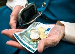 Armut im alter vermeiden